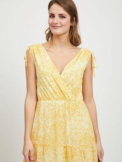 Vestido Amarelo Tigre feminino | Shoes4you