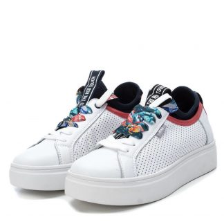 Tenis Branco LOOK FASHION